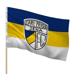 """Fahne """"Blau-Gelb-Weiß"""" (90x60cm)"""