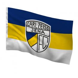 """Fahne """"Blau-Gelb-Weiß"""" (150x100cm)"""