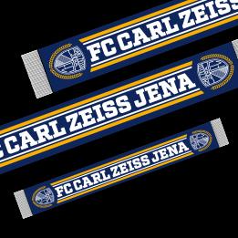 "Seidenschal ""FC Carl Zeiss Jena"""