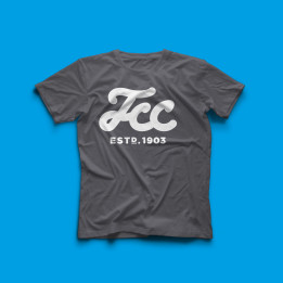 "Shirt ""FCC Estd. 1903"""
