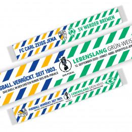 """Schal """"FCC - SV Werder Bremen"""""""