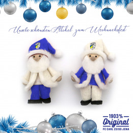 """Weihnachtswichtel """"Weihnachtsmann"""" (2er Set)"""