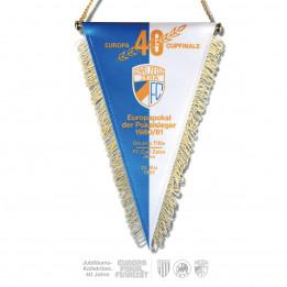 "FC - Wimpel ""40 Jahre Europapokalfinale"""