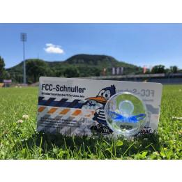 FCC-Schnuller (6-18 Monate)