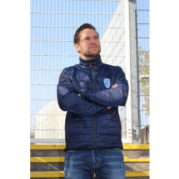 "Padded Jacket ""Navy"""