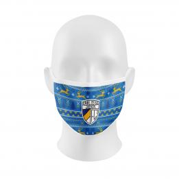 """FCC - Maske """"Winterzeit"""""""