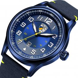 FCC - Armbanduhr (Blau)